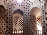 Isfahan - Taubenturm - Nistnischen