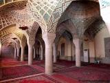 Nasirolmolk-Moschee - Gebetssaal