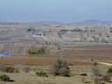 Golanhoehen - Blick nach Syrien