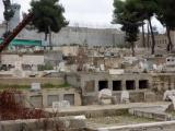 Bethlehem - AIDA Fluechtlingscamp (Friedhof)