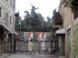 Hebron - Betonsperre