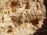Wadi Quelt - Felsenwohnung