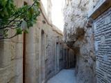 Jericho - Berg der Versuchung (Kloster Deir al-Quruntul)