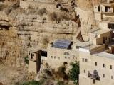 Wadi Quelt - Kloster St. Georg