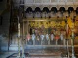 Jerusalem - Grabeskirche (Salbungsstein)