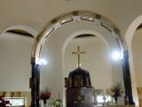 Kirche auf dem Berg der Seligpreisung