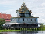 Flussfahrt nach Battambang