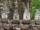 Stadttor Angkor Thom