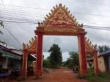 Dorfeinfahrt