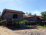 Dorf bei Kratie