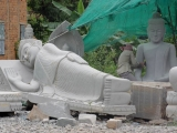 Steinmetzarbeiten in Kakaoh