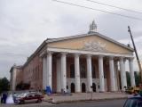 Bishkek Opernhaus