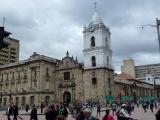 Bogota Kirche San Franciskus