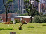 Medellin Friedhof