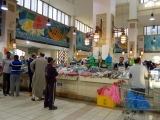 Kuwait City - Fischmarkt