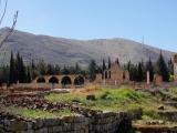 Anjar und Anti-Libanon