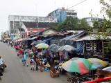 Markt in Monrovia