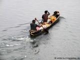 Fischer auf dem Mesurado River