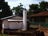 Moschee in Gbarnga