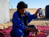 Tuareg - Tee-Zeremonie