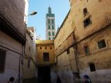 In der Medina von Fes