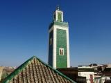 Minarett der Medresa
