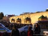 Altstadtmauer von Meknes