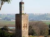 Minarett in Chellah