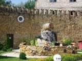 Weissweinbrunnen in MILEŞTII MICI