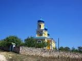 Kirche in der Naehe von Trebujeni