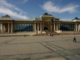 Ulaanbataar- Suechbataar Platz
