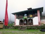 ein kleines Kloster