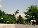 Chollima Denkmal