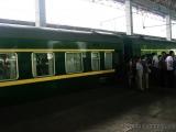 Zug nach Beijing