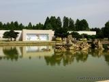 Eingangsbereich im Zoo
