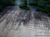 Kumgang Gebirge - Worte im Felsen