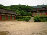 Tempelanlage in der Naehe vom Mt Kuwol