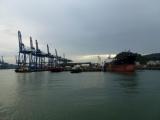 Hafen Panama