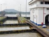 Panamakanal Mirafloresschleuse