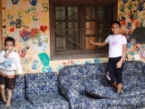 Im Kinderheim