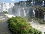 Iguazú Wasserfaelle (Brasilien)
