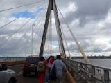 Grenzbruecke nach Argentinien