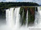 Iguazu Wasserfaelle in Argentinien