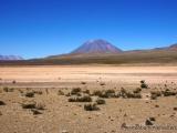Vulkan in den Anden