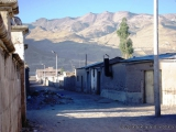 Dorf in den Anden