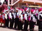 Taquile - Feier zum Unabhaengigkeitstag