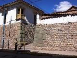 Inka Mauern in Cusco