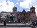 Cusco - Plaza Mayor