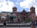 Cusco - Plaza Mayor