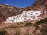 Salzterrassen bei Maras